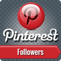 10,000 Pinterest Followers