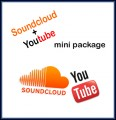 Soundcloud + Youtube Mini Package