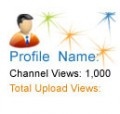 1,000 YouTube Channel Views